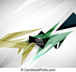 Motion geometric shapes - rapid straight lines for infographics | business lines | graphic website layout vector