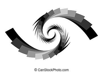 motion., spirale