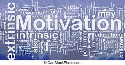 motivação, conceito, fundo