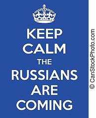 motivação, molusco, baseado, vertical, vindima, vinda, estilo, azul-branco, retangular, russo, retro, cartaz, carregar, mantenha
