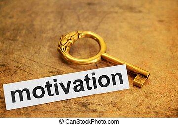 motivación, concepto
