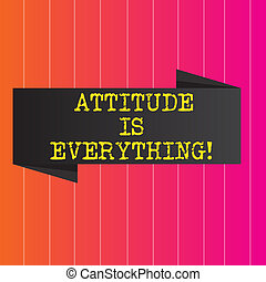 motivation, business, photo, projection, optimisme, écriture, conceptuel, attitude, important, everything., showcasing, succeed., main, inspiration
