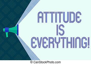 motivation, concept, mot, business, texte, optimisme, écriture, attitude, important, everything., succeed., inspiration