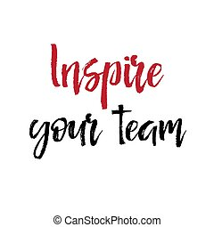 motivation, eingeben, geschaeftswelt, text, concept., merkzettel, team., papier, nachricht, dein