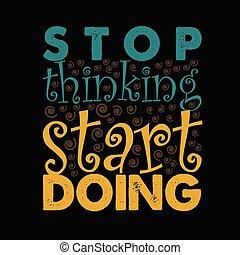 motivation, graphique, citation, marchandises, ton, mieux