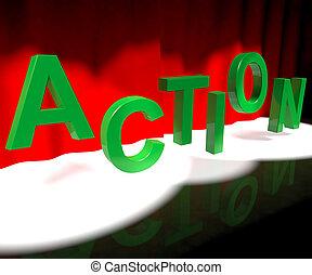 motivation, lettres, danse, projection, activité, action
