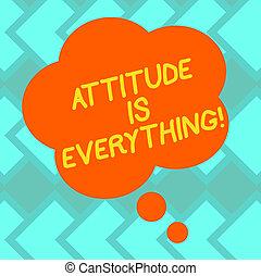 motivation, présentation, photo, couleur, texte, projection, attitude, optimisme, signe, pensée, conceptuel, forme, réussir, parole, vide, ads., everything., bulle, important, floral, inspiration