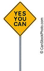 motivation, signe, route