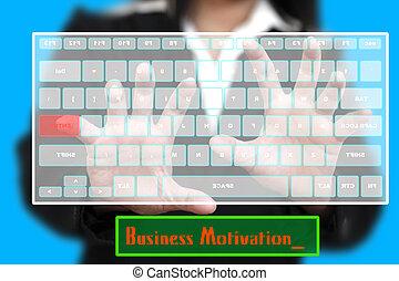 motivation, virtuel, clavier