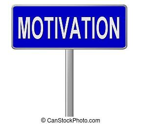 motivation, zeichen