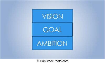 motivational business animation