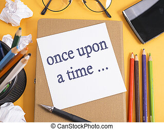 motivational, sobre, tempo, citação, inspirational, uma vez