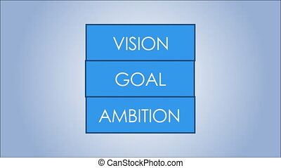 motivational, zakelijk, animatie