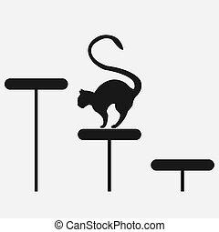 motivator climb up cat
