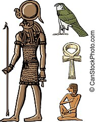 Motive of Ancient Egypt
