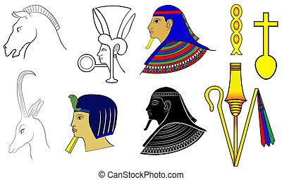 motives, エジプト人