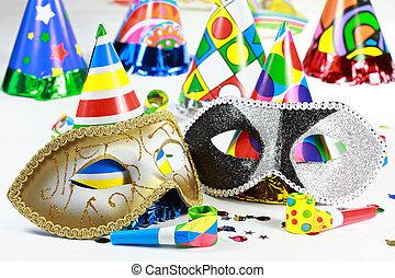 motivo, partido, carnaval