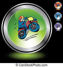 motocicletta, prodezza