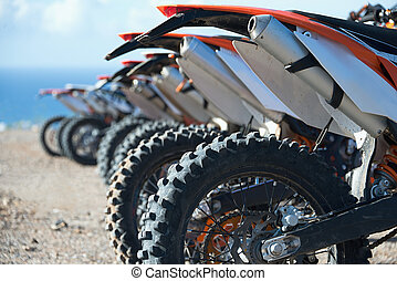 motocross, cavalieri