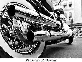 motocycle - motorcycle exhaust