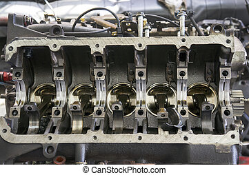 motor, balvan