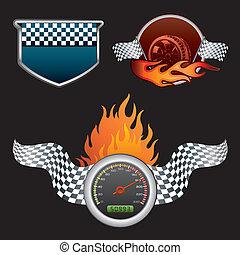 motor biltävlingar