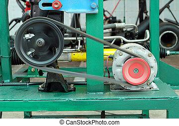 motor, car, sistema
