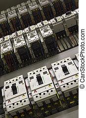 Motor control center equipment