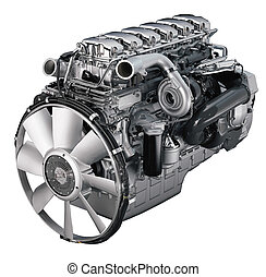 motor, driva