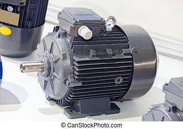 Motor for engine