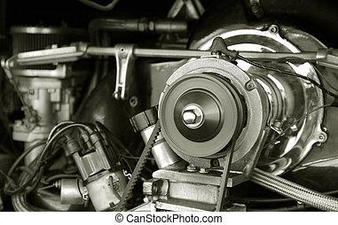 motor, fordon