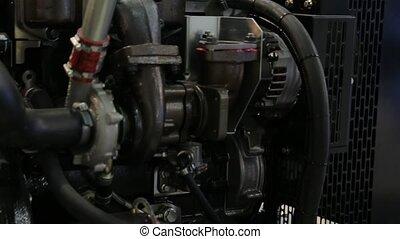 motor, generator, stroom