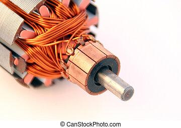 motor head - elecric hybrid motor