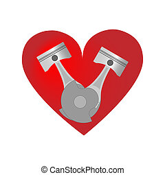 Motor heart