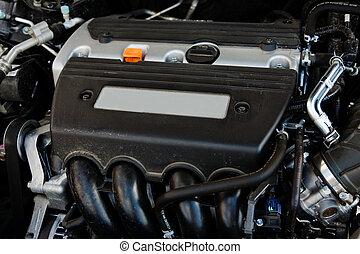 motor, mäktig