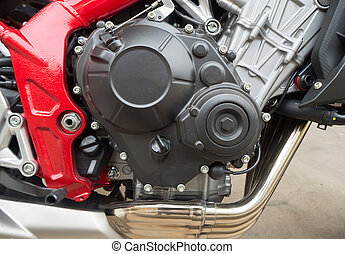 motor, motocycle, balvan