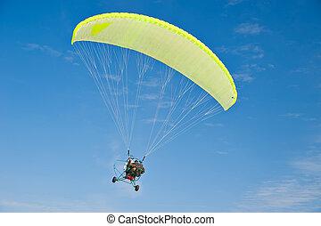 motor-paraplane