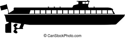 Motor ship