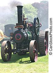 motor vapor