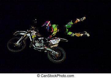 Motorbike Freestyle Show