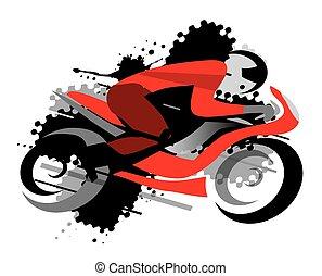 Motorbike Racing Illustrations And Clipart 10 384 Motorbike Racing