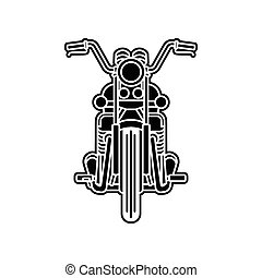 Motorcycle logo - Motorcycle