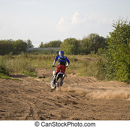 motorcyklist, handling