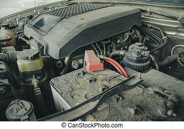 motore automobile