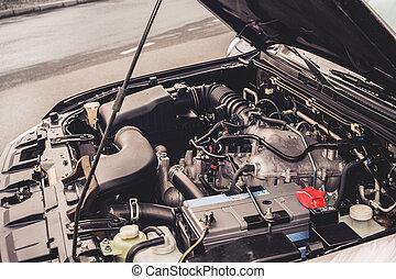 motore, automobile