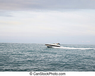 motore, barca