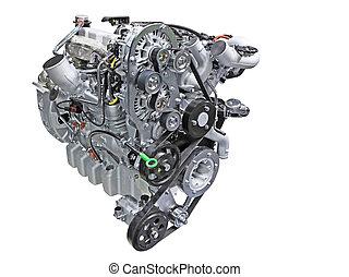 motore, diesel