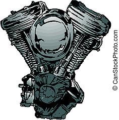motore, immagine