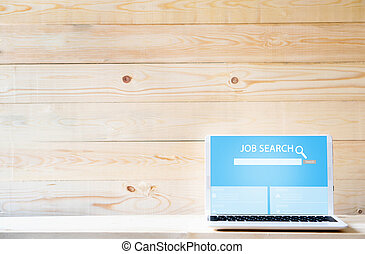 motore, ricerca, laptop, lavoro, legno, linea, tavola