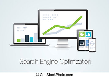 motore, ricerca, optimization, marketin